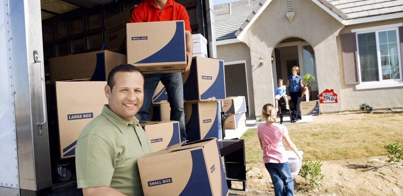 Full-service moving company