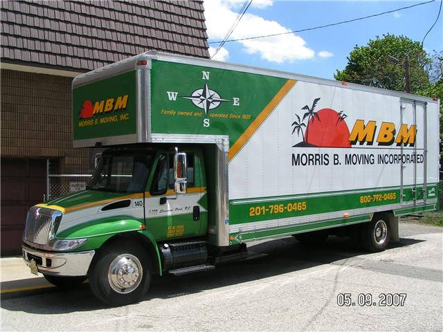 Morris B. Moving Incorporated in Elmwood Park & Morris B. Moving Incorporated in Elmwood Park New Jersey 07407 ...