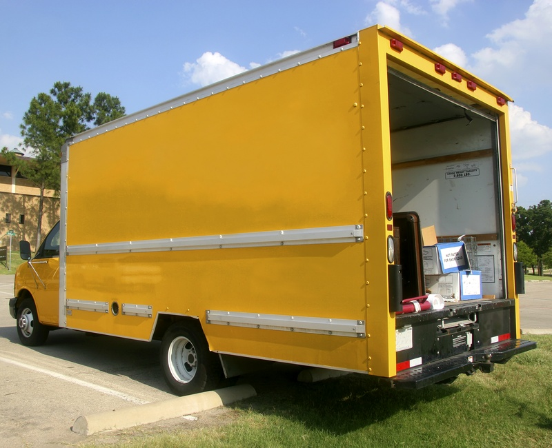 12 Foot Truck