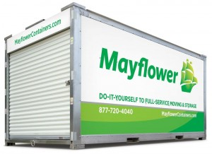 Mayflower Container