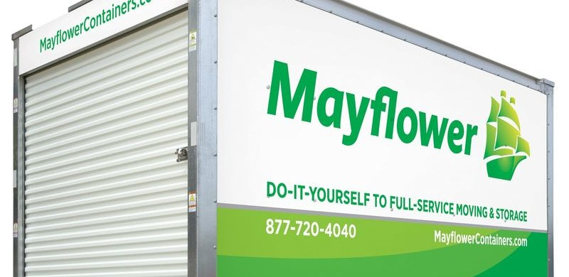 Perfect United Mayflower Container Services