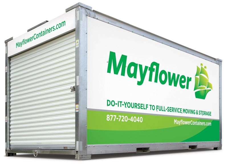 Awesome Mayflower Container