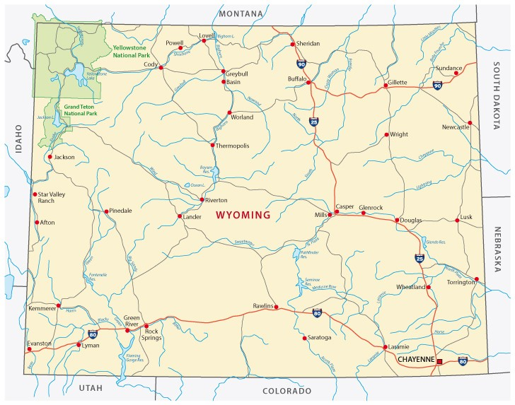 What you need to know before moving to Wyoming – American